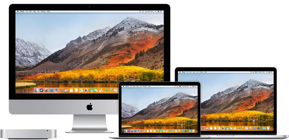 macos high sierra mac 1000x487 macOS High Sierra 10.13.6 version finale est disponible