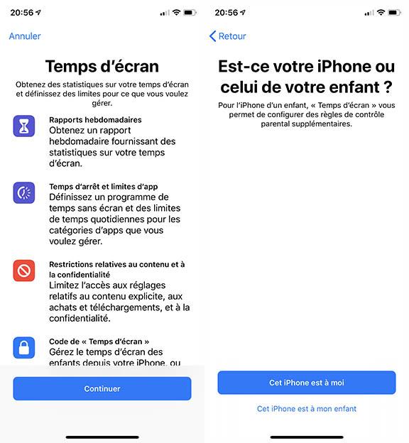 temps ecran ios 12 beta 5 iOS 12 bêta 5 : voici la liste des nouveautés retrouvées
