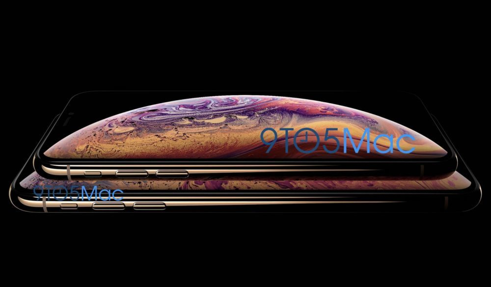 IPHONE XS 1000x584 Les iPhone XS 5,8 et 6,5 pouces, le design de lApple Watch Series 4 dévoilés, la faute à Apple