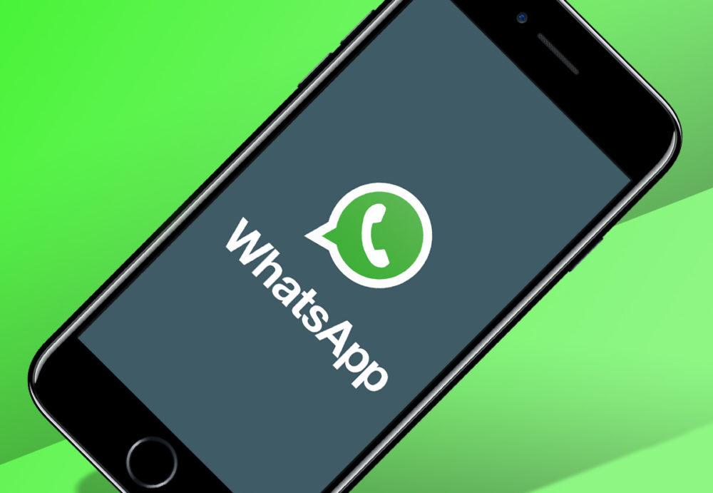 WhatsApp iPhone 1000x691 WhatsApp iOS a reçu une mise à jour : fonds décran personnalisés pour les discussions individuelles et autres