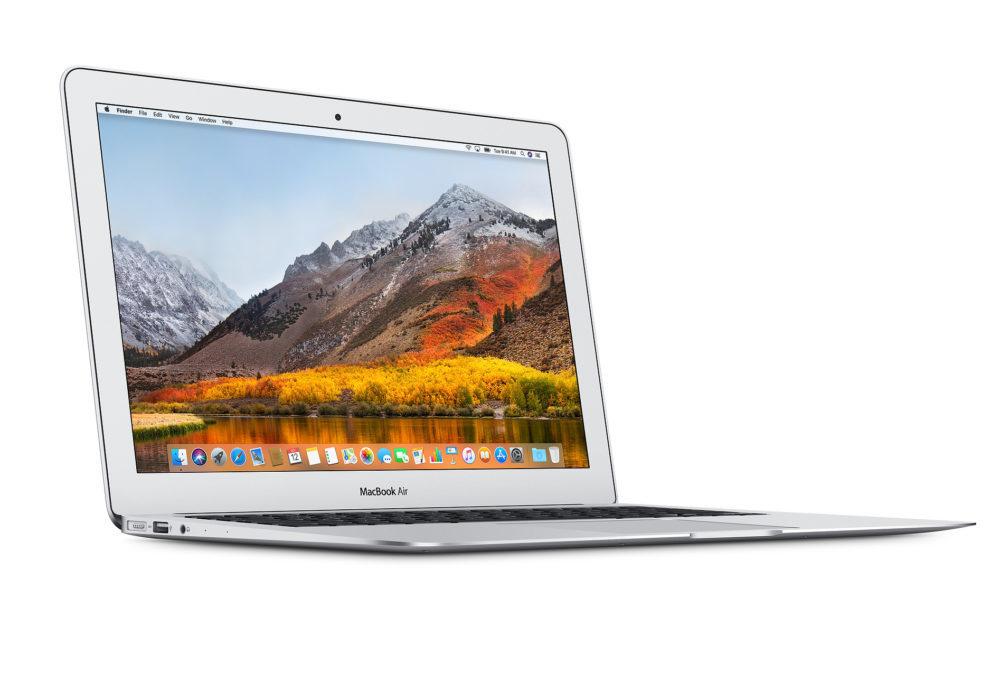 apple macbook air 1000x682 Le MacBook Air 2012 bientôt obsolète pour Apple mais va offrir des réparations jusquen 2020