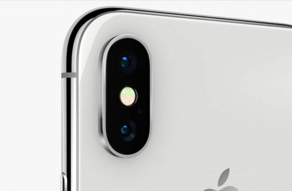 iphone x camera arriere 1000x655 Apple améliorerait le mode portrait de l'appareil photo de liPhone avec iOS 12