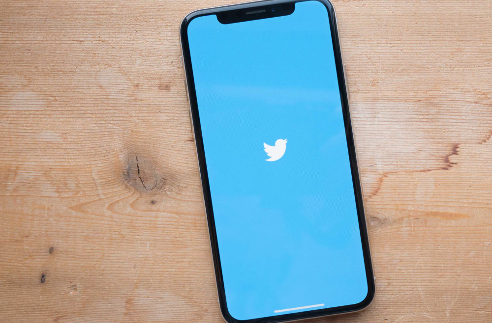twitter app iphone x 1000x658 Twitter sur iOS : il sera bientôt possible de poster des tweets audio