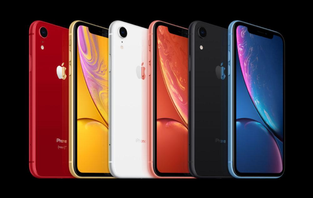 Apple iPhone Xr 1000x634 Apple a présenté liPhone Xr avec plusieurs coloris : caractéristiques, prix et date de sortie