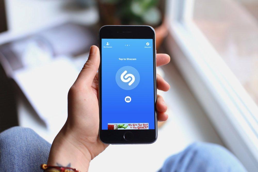 Apple va offrir lapplication Shazam sans publicité à tous les utilisateurs