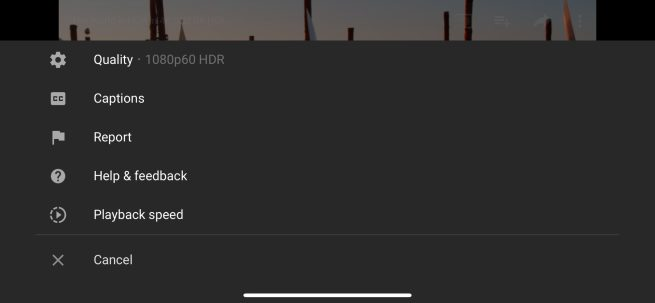 YouTube iOS HDR iPhone XS YouTube iOS se met à jour pour proposer le mode HDR sur iPhone XS et XS Max