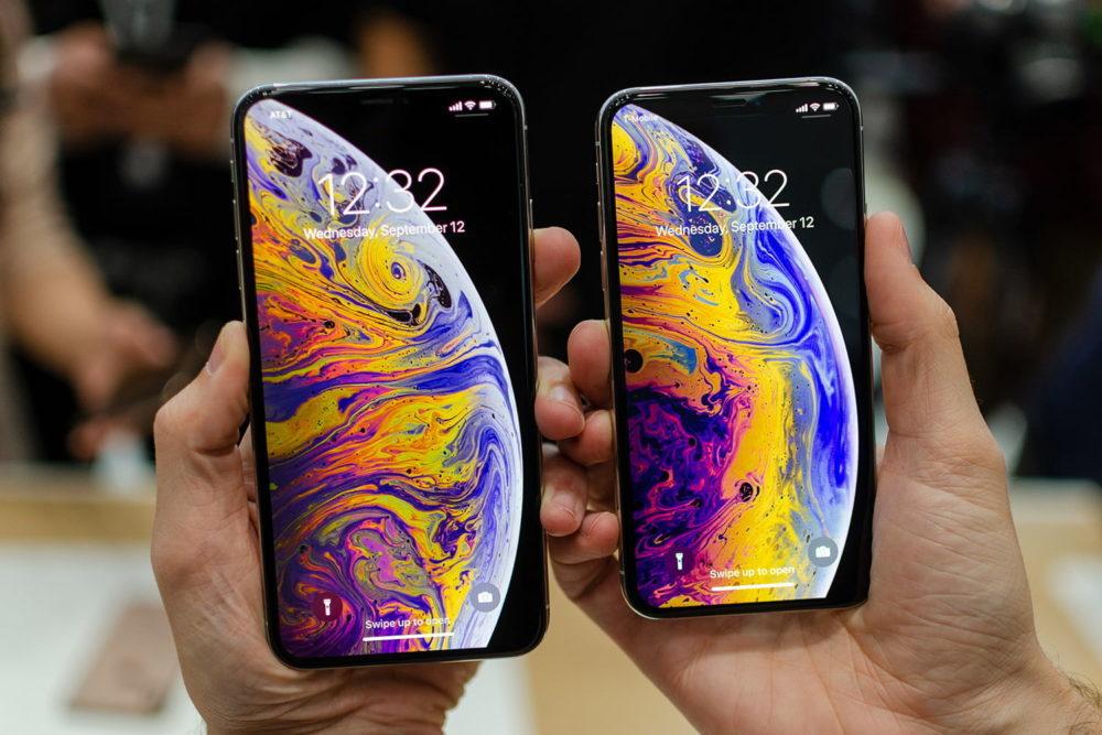 apple iphone xs xs max hands on 1000x667 Certains utilisateurs diPhone XS et XS Max rencontrent des soucis avec le Bluetooth