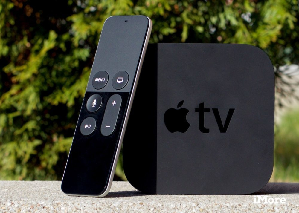 apple tv apple 1000x713 La version finale de tvOS 12 est disponible pour lApple TV