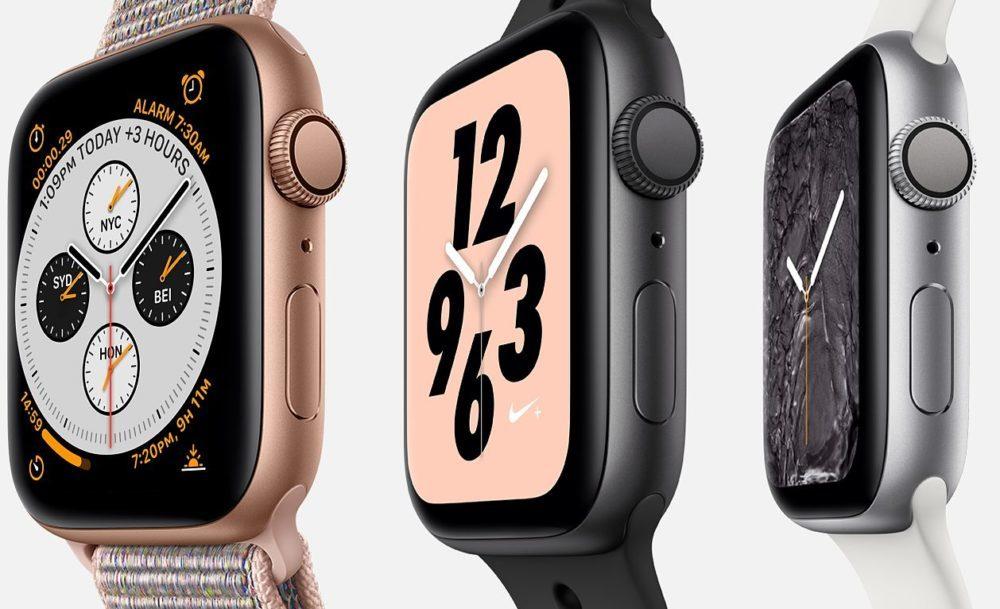 Apple annonce lApple Watch Series 4 : caractéristiques, prix et date de sortie