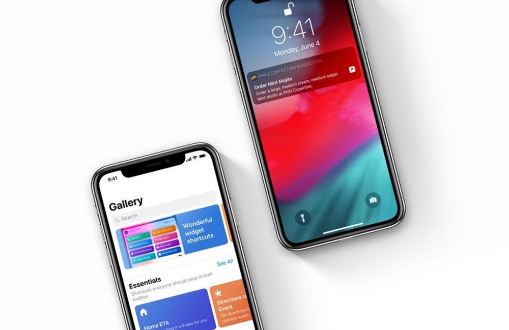 iOS 12 iPhone X Notif 1000x649 iOS 12.2 bêta 4 est disponible au téléchargement