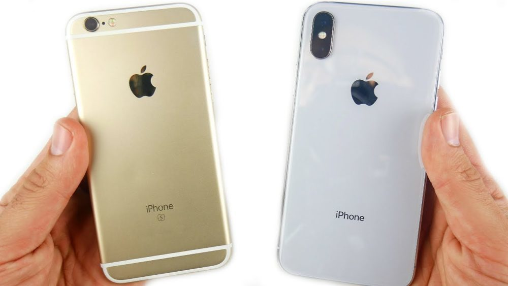 iPhone 6s iPhone X 1000x563 Apple retire de la vente liPhone X, liPhone 6s, 6s Plus et liPhone SE
