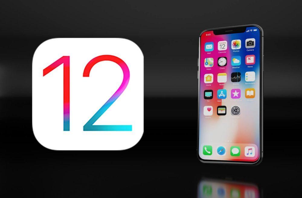 iphone x ios 12 1000x657 iOS 12.1 bêta 1 : voici la liste des nouveautés