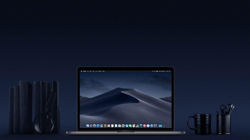 macOS Mojave MacBook Pro 1000x559 macOS Mojave 10.14 est disponible au téléchargement