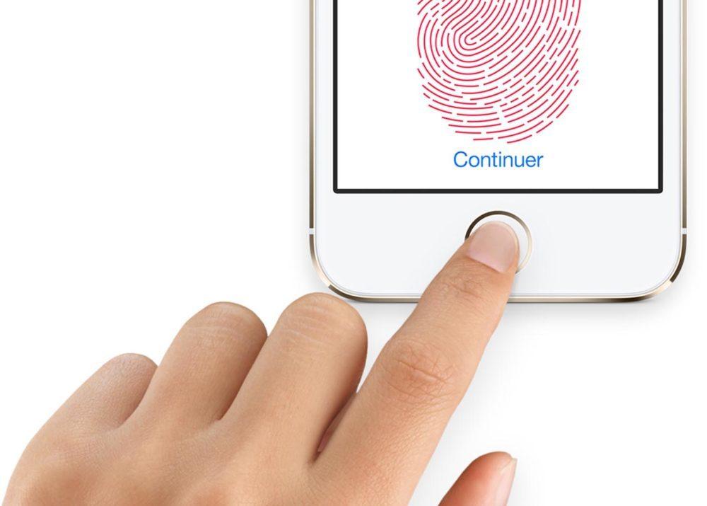 touch id iphone 1000x715 Un retour de Touch ID sur iPhone serait envisageable, mais ce serait sous lécran