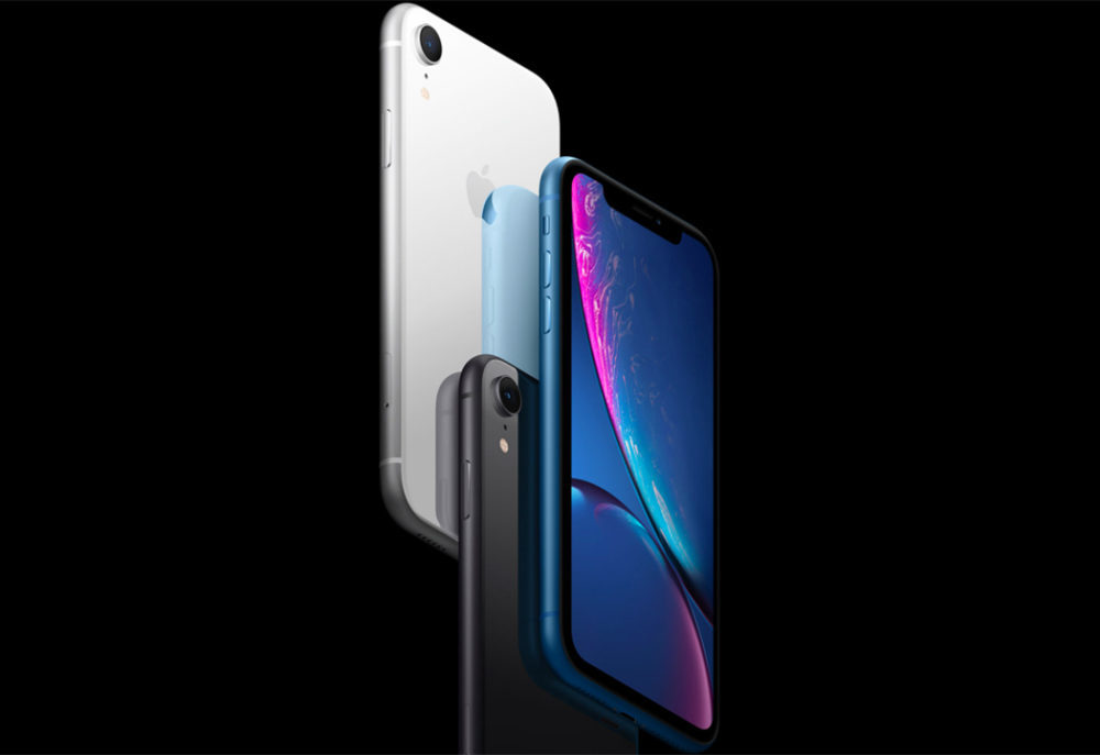 3 iPhone XR Apple 1000x687 Japon : Apple va baisser le prix de liPhone XR et relancer la production de liPhone X