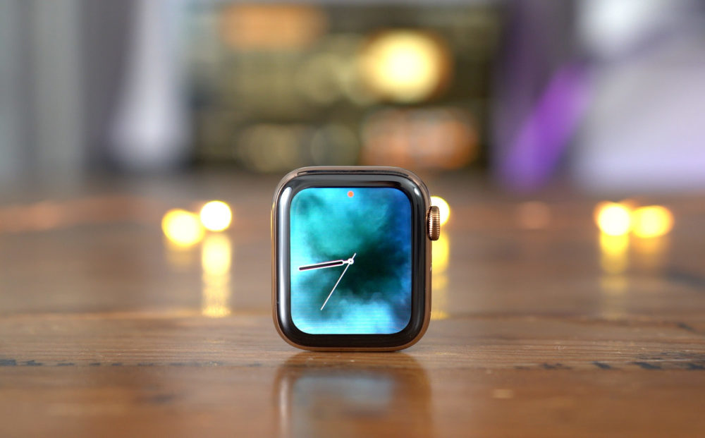 Apple Watch Series 4 Watch 1000x621 watchOS 5.1.1 est disponible après les soucis rencontrés avec watchOS 5.1