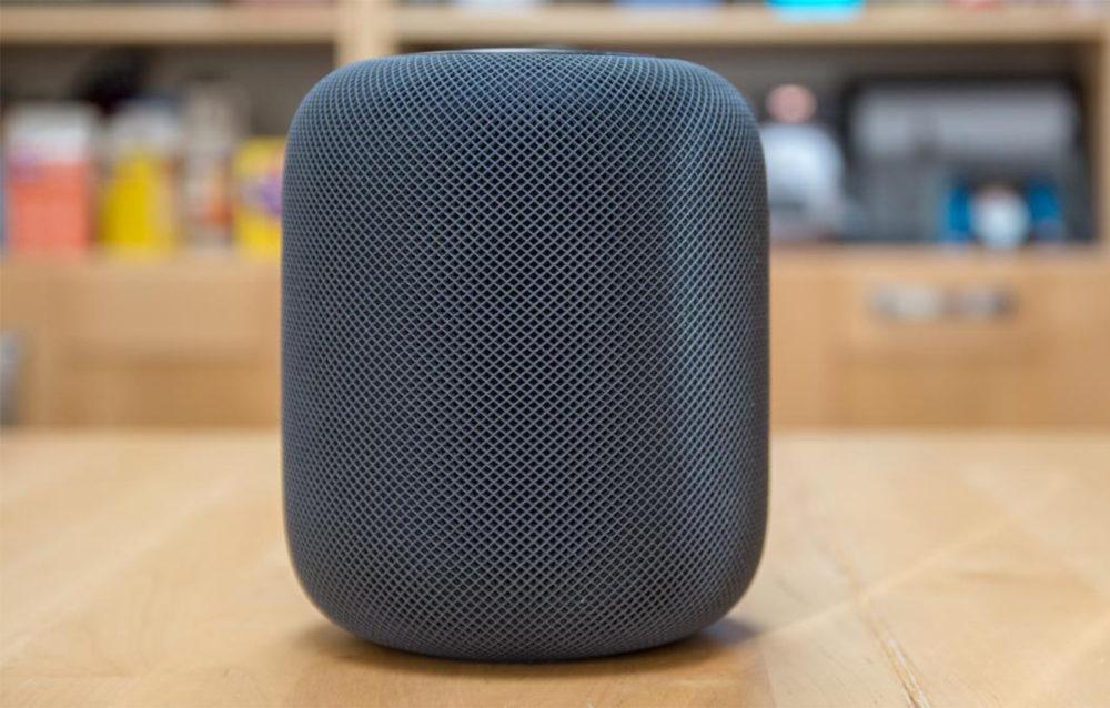 HomePod Apple Noir 1000x638 Le HomePod est disponible au Mexique et en Espagne, en lItalie sous peu