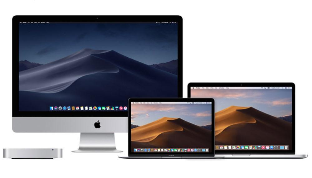 Mac macOS Mojave 1000x571 Une mise à jour supplémentaire de macOS 10.14.3 est publiée pour corriger la faille FaceTime
