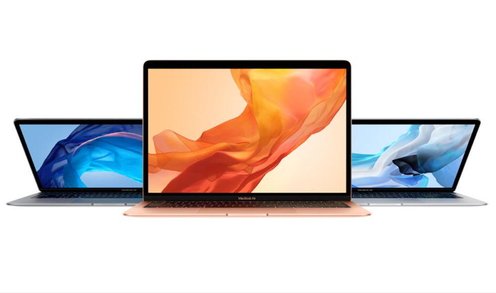 MacBook Air 2018 8 1000x592 Apple annonce le nouveau MacBook Air 2018 : écran Retina, USB C, Touch ID et plus