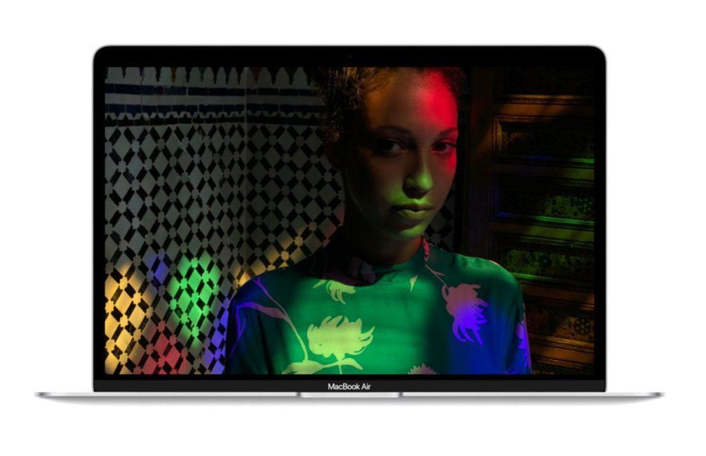 MacBook Air 2018 Ecran 1000x647 Apple annonce le nouveau MacBook Air 2018 : écran Retina, USB C, Touch ID et plus