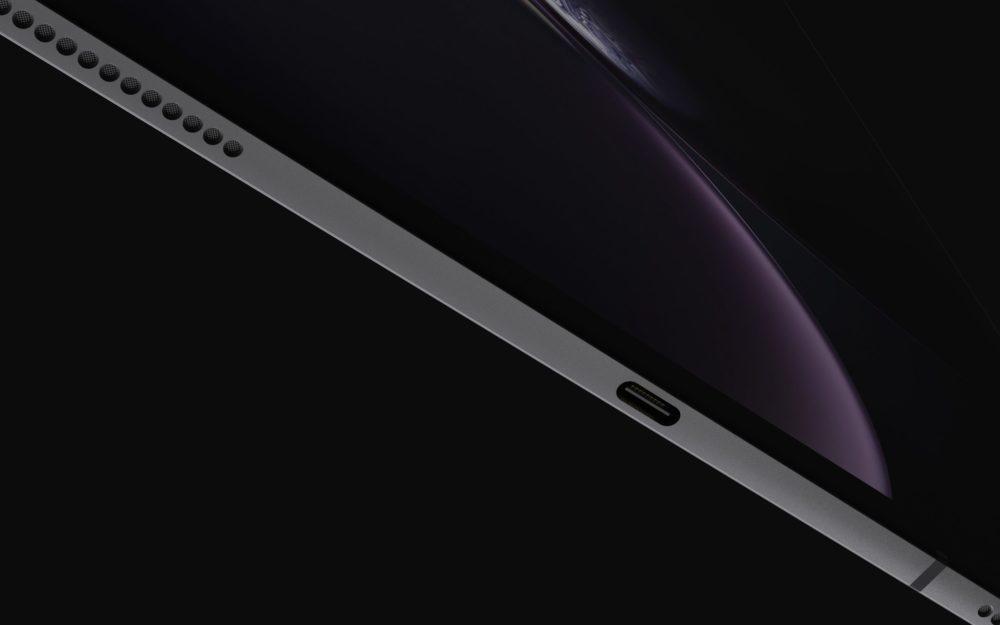 iPad Design Final 5 1000x625 Des rendus nous montrent le design des iPad Pro de 2018