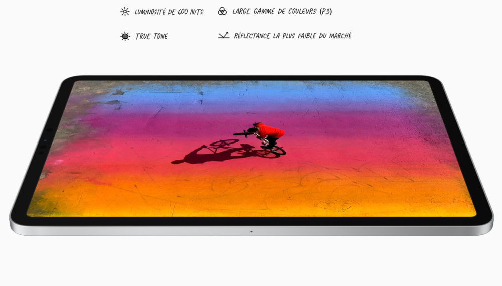 iPad Pro Octobre 2018 Ecran 1000x570 iPad Pro 2018 présenté par Apple : USB C, pas de bouton Home, écran borderless