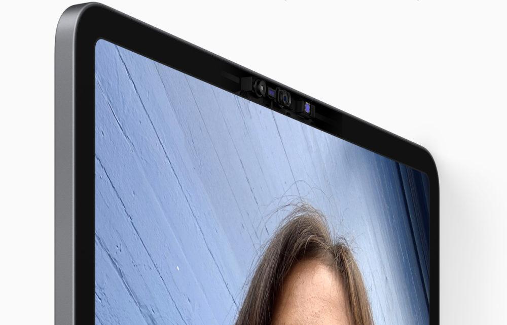 iPad Pro Octobre 2018 Face ID 1000x642 iPad Pro 2018 présenté par Apple : USB C, pas de bouton Home, écran borderless