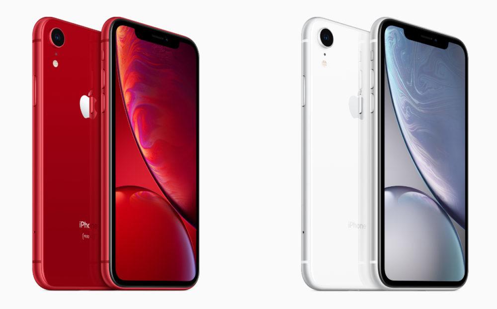 iPhone XR Rouge Silver 1000x621 Les iPhone XR reconditionnés arrivent désormais en France