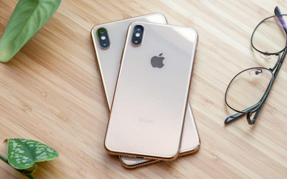 iphone xs and max gold camera 1000x625 Apple baisse les prix des iPhone XS et XS Max… en Chine