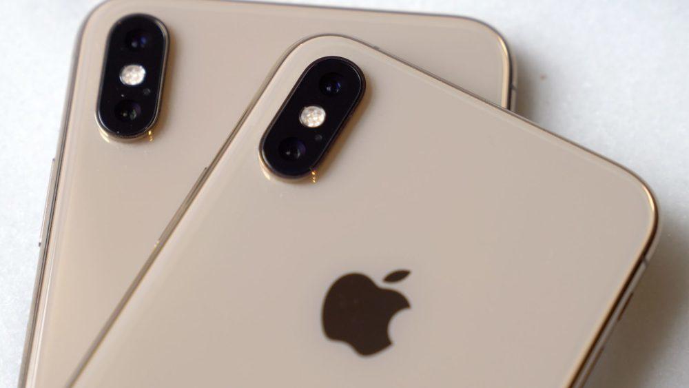 iphone xs and max gold cameras 1000x563 Apple publie des photos prises avec le mode portrait de liPhone XS par les utilisateurs