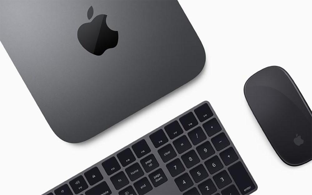 mac mini 2018 1 1000x625 Mac mini 2018 : caractéristiques, prix et date de disponibilité