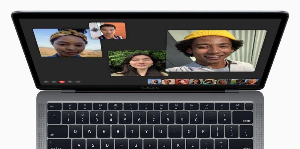 macbook air retina 2018 touch ID 1000x498 Apple annonce le nouveau MacBook Air 2018 : écran Retina, USB C, Touch ID et plus
