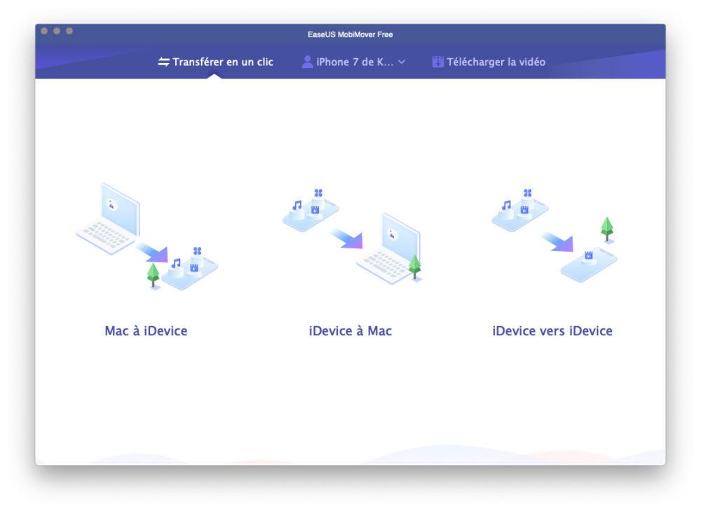 1 Comment transférer vos photos et vidéos depuis liPhone vers Mac ou PC