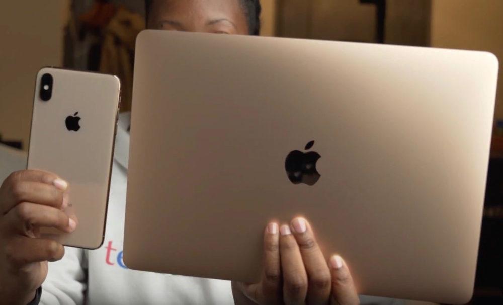 Apple MacBook Air Retina 2018 Deballage 1000x606 Voici les premières vidéos de déballage du MacBook Air Retina 2018