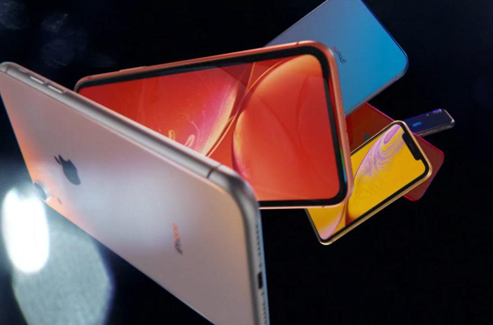 Apple iPhone XR Pub YouTube 1000x659 Kuo revoit ses prévisions au sujet des ventes de l'iPhone XR et augure une baisse pour le Q1 2019