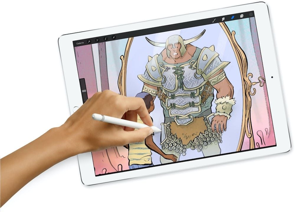 Nouvel iPad Mars 2018 1000x721 iOS 12.2 bêta 1 dévoile des informations sur l'iPod touch 7G et les nouveaux iPad
