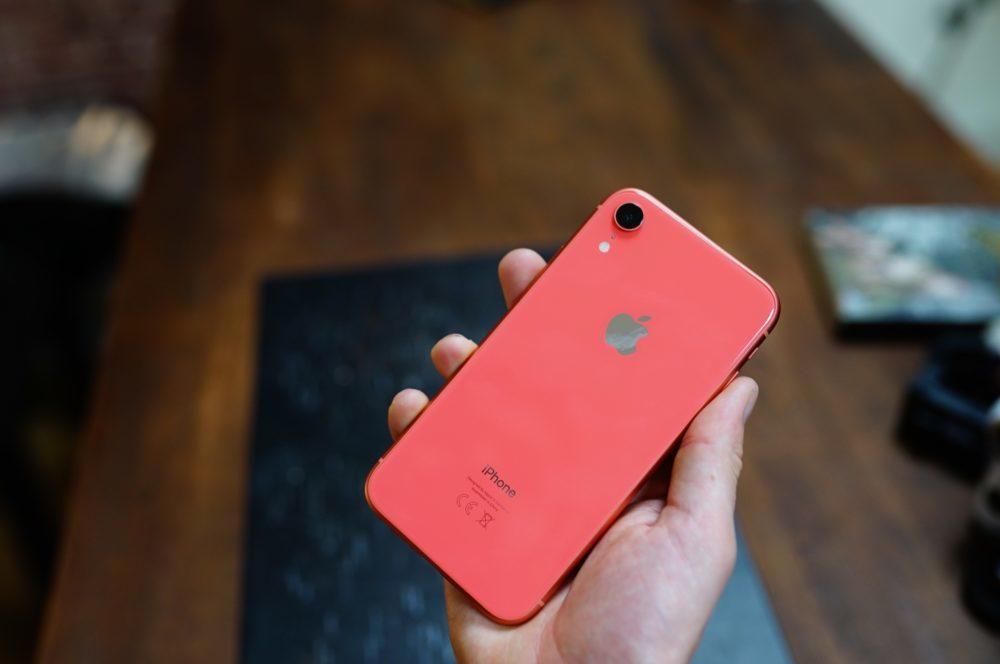 apple iphone xr rouge 1000x664 Apple annonce que liPhone XR est liPhone le plus vendu chaque jour depuis son lancement