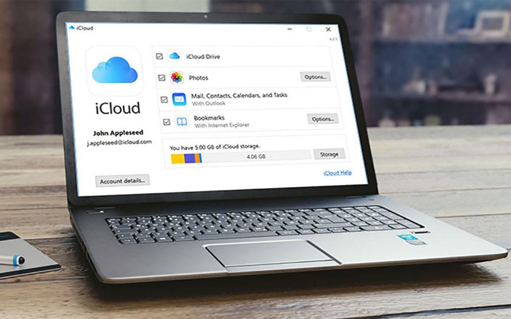 Une mise à jour diCloud sur Windows est publiée pour supporter la dernière version de Windows 10