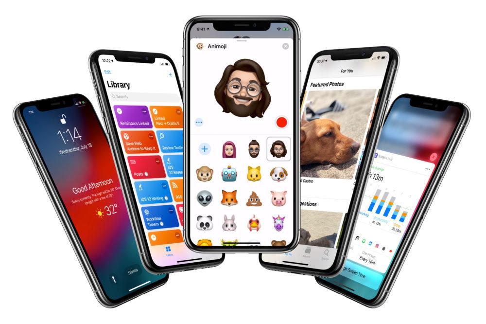 iOS 12.2 bêta 5 est disponible au téléchargement