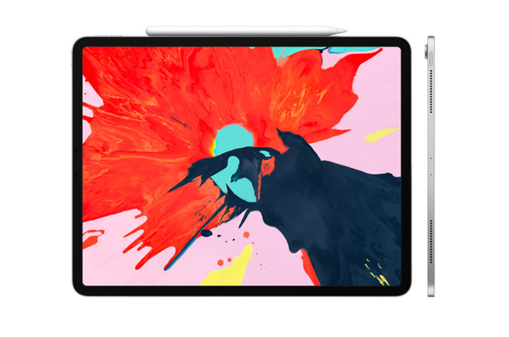 iPad Pro 2018 Apple Pencil 1000x661 Uniquement liPad Pro 2018 peut recharger le nouvel Apple Pencil