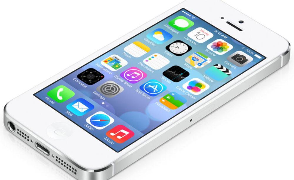 iPhone 5 Apple 1000x612 Si vous utilisez un iPhone 5, installez iOS 10.3.4 afin quil puisse continuer de fonctionner