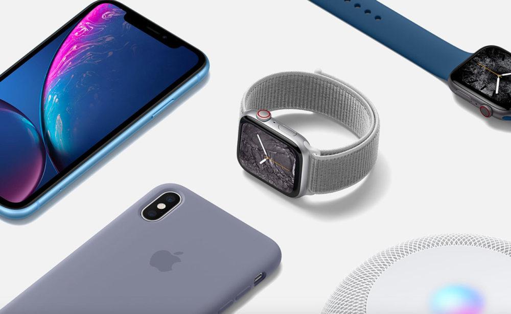 iPhone XR Apple Watch Series 4 1000x615 Apple rallonge le délai pour retourner tout produit acheté sur lApp Store