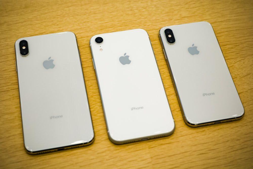 iPhone XR iPhone XR XS Max 1000x667 Apple GiveBack : vous recevrez 100 dollars de plus si vous prenez un iPhone XS/XS Max ou XR