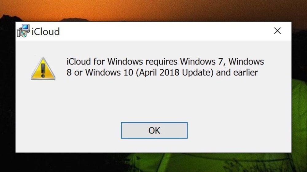 Problèmes de compatibilité entre iCloud et Windows 10 : Microsoft et Apple œuvrent sur le souci