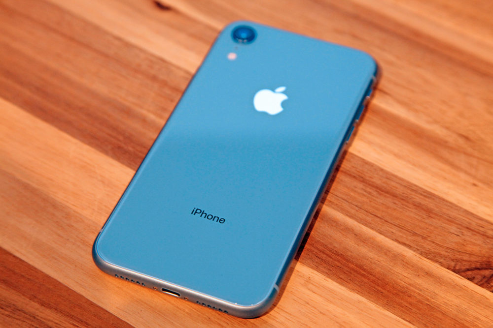 iphone xr bleu 1000x667 Apple a effectivement diminué le prix de liPhone XR au Japon