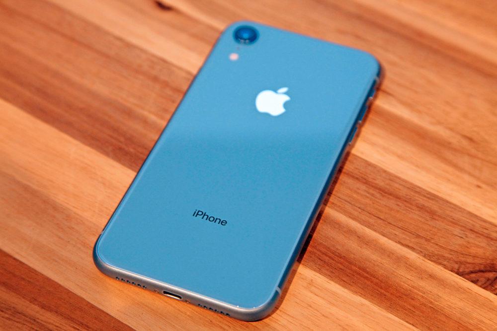 iphone xr bleu 1000x667 Apple a effectivement diminué le prix de liPhone XR au Japon