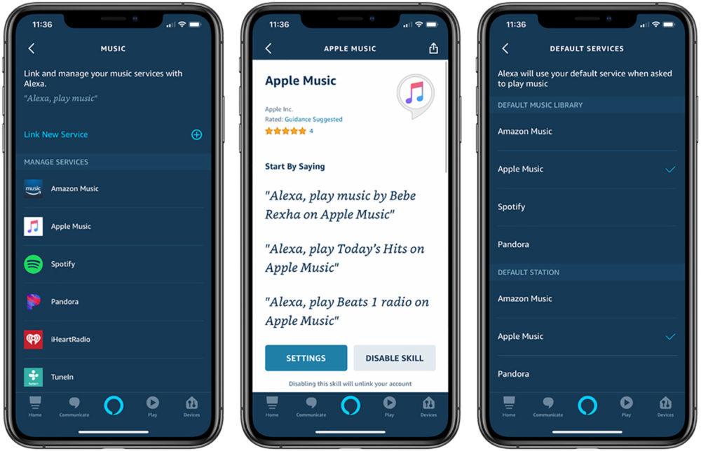 Apple Music Echo Amazon Alexa 1000x644 Apple Music est enfin disponible sur les enceintes Echo dAmazon