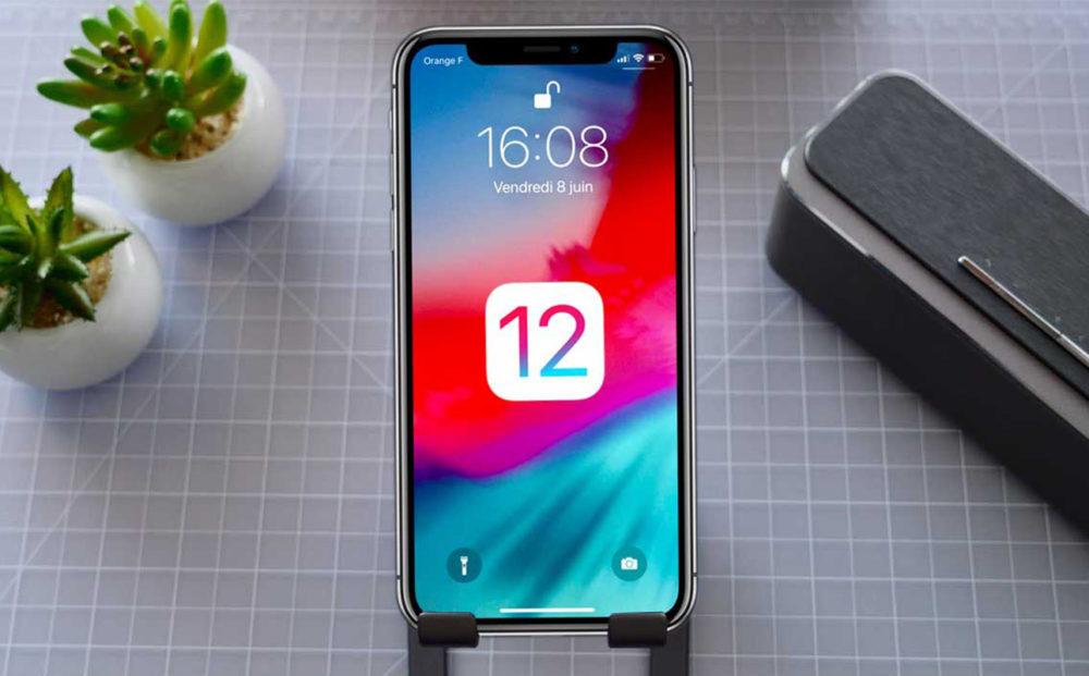 Apple iOS 12 1000x621 Le taux dadoption diOS 12 est de 88% à présent
