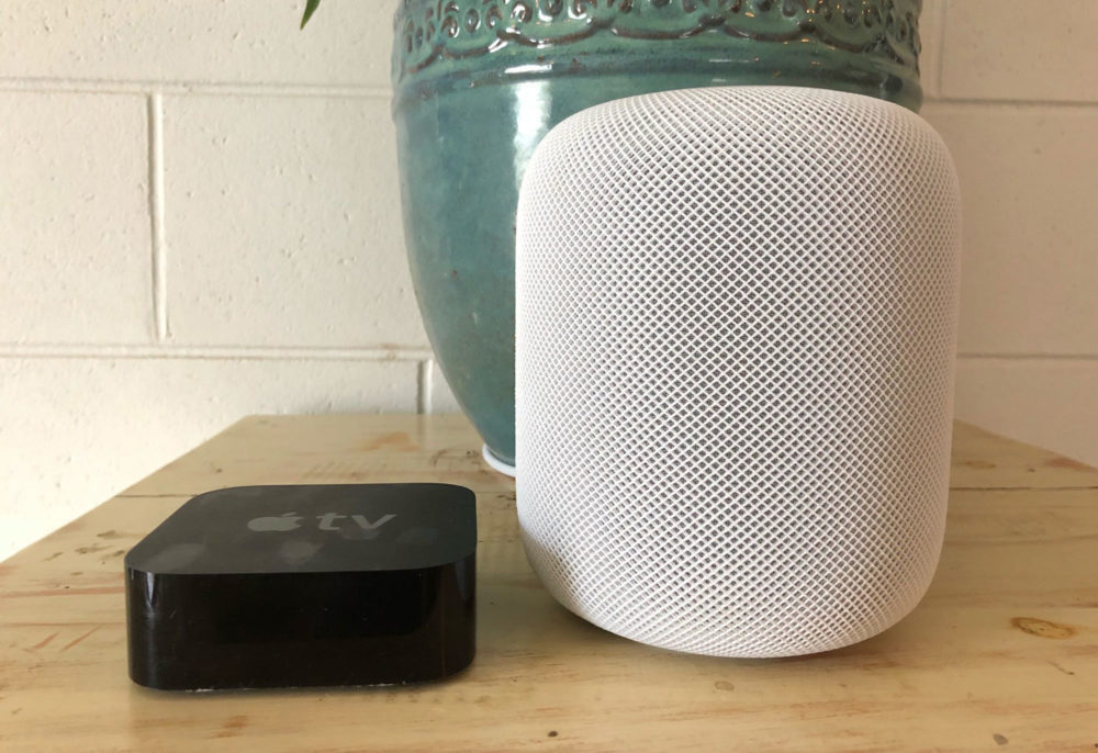 HomePod Apple TV 1000x686 tvOS 12.1.1 version finale et la mise à jour 12.1.1 du HomePod sont disponibles