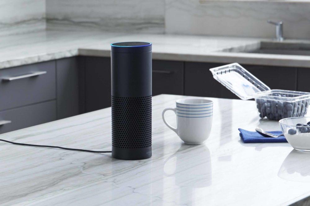 amazon echo 1000x667 Apple Music va débarquer sur les enceintes Echo d'Amazon très prochainement